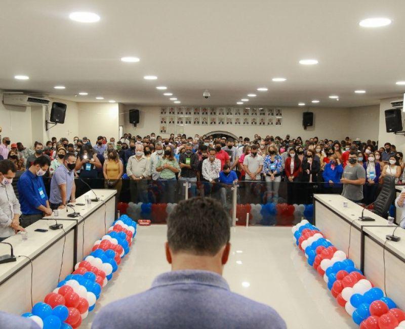 Zé Cocá é oficializado candidato a prefeito de Jequié em convenção histórica